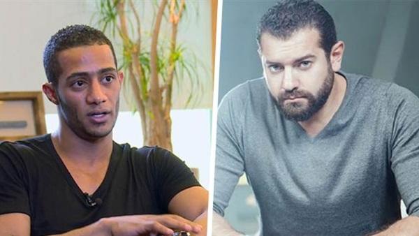 تفاصيل إتهامات السرقة بين محمد رمضان وعمرو يوسف