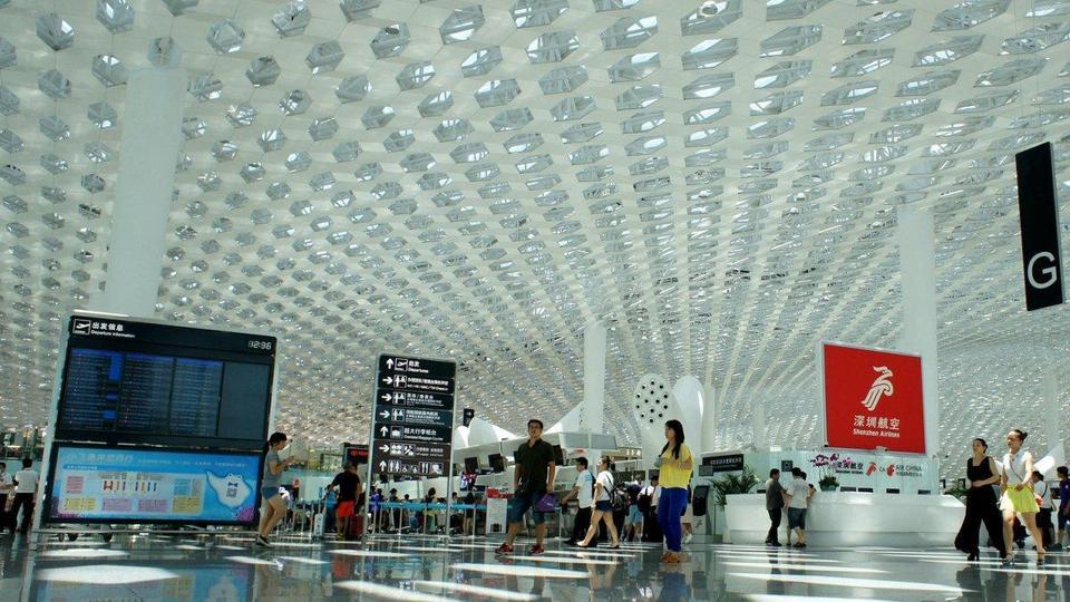 بكين تستعد لافتتاح مطارها العملاق في يونيو 2019