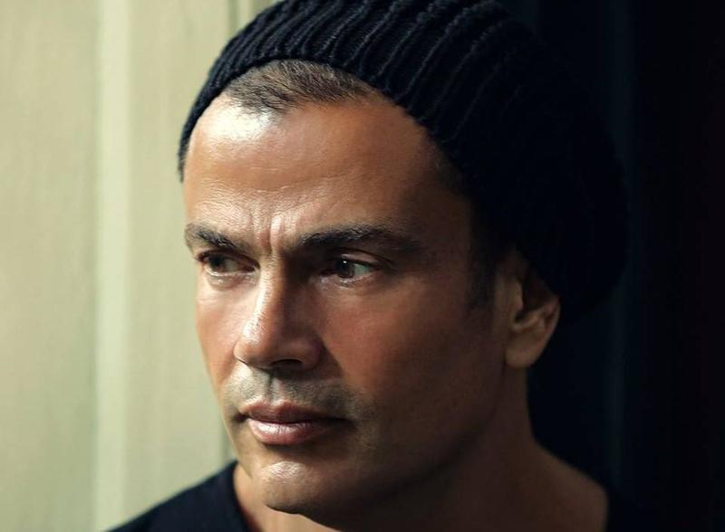 """هل تراجع عمرو دياب عن طرح ألبومه الجديد """"كل حياتي""""؟"""