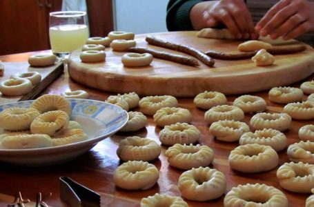 طريقة عمل الكعك الفلسطيني