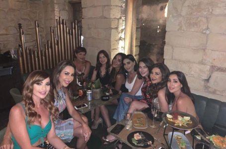 كواليس عشاء ماغي بو غصن الذي جمع ممثلات لبنان… هذا ما حصل بعد السهرة
