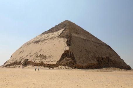 لأول مرة منذ 54 عاماً.. مصر تفتح هرم سنفرو للزوار