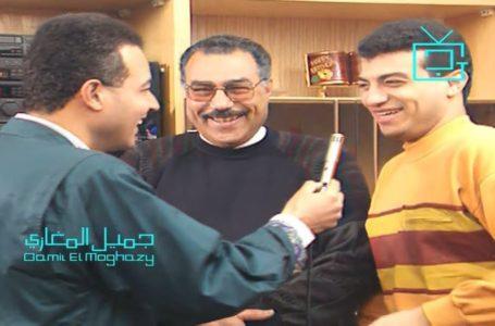 في لقاء نادر.. والد إيهاب توفيق يغني لنجله ويدعمه